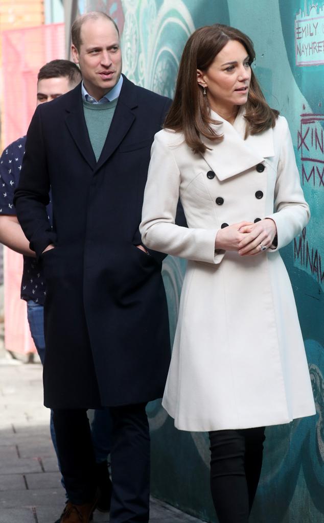 Kate Middleton, Duchess of Cambridge, Prince William