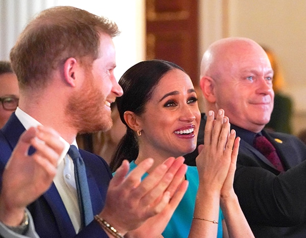 Prince Harry Gets Apology Letter From High Schooler After ''Cuddling'' Meghan Markle