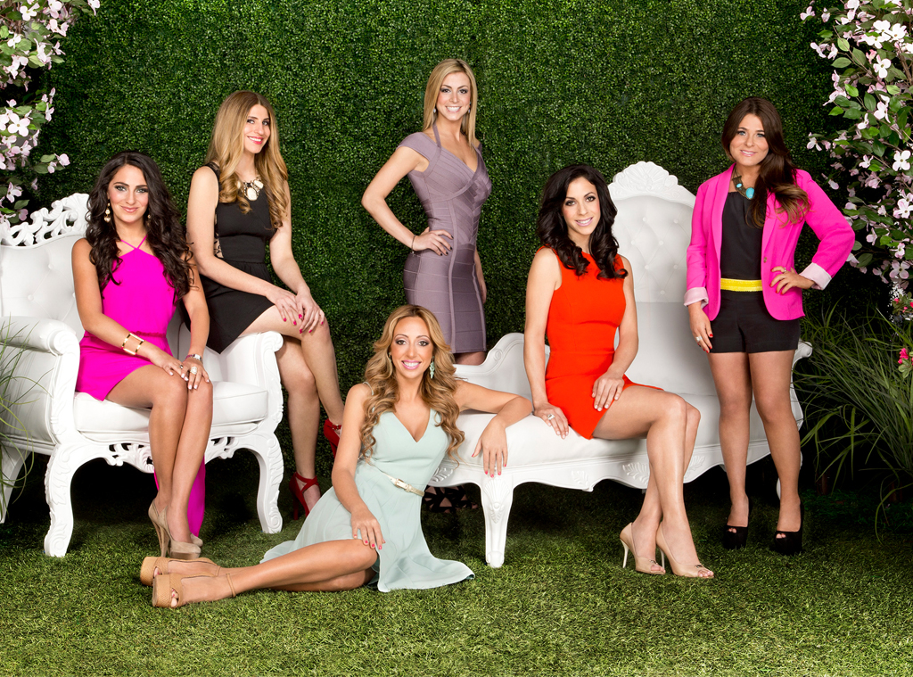 Canceled Reality Shows, Princesses: Long Island