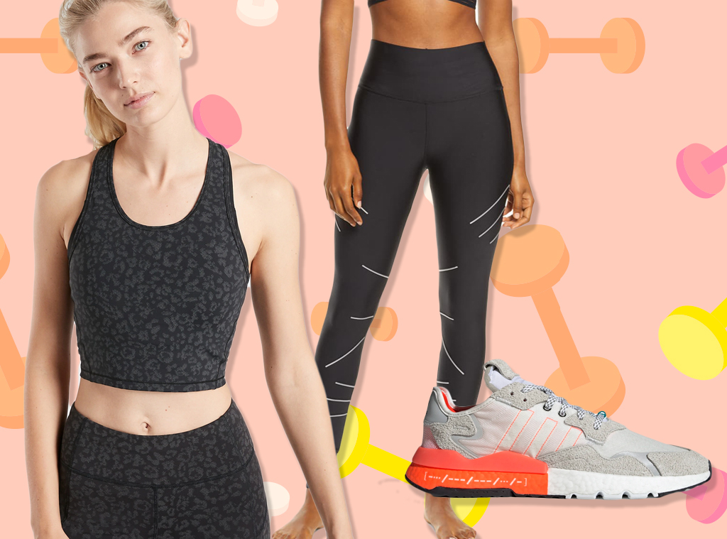 E-Comm: Reflective Activewear