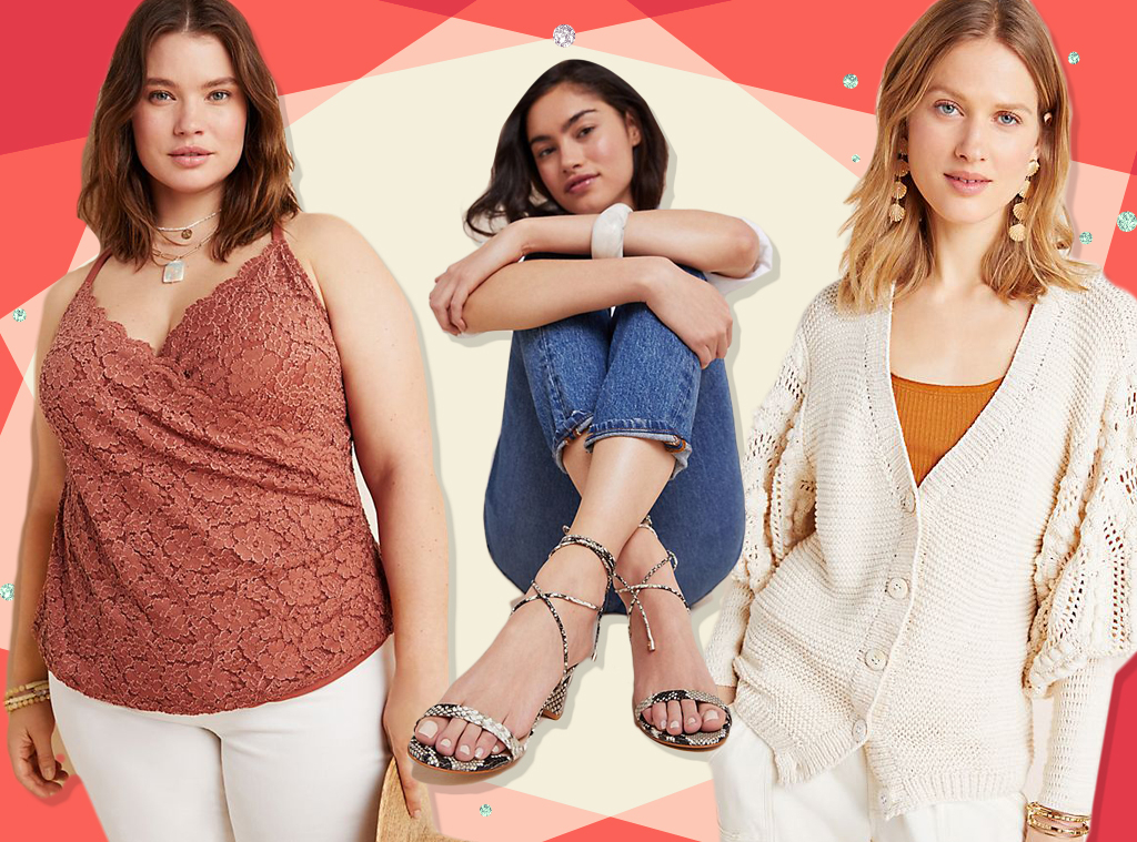 E-Comm: Anthroplogie Items We're Obsessed With This Month