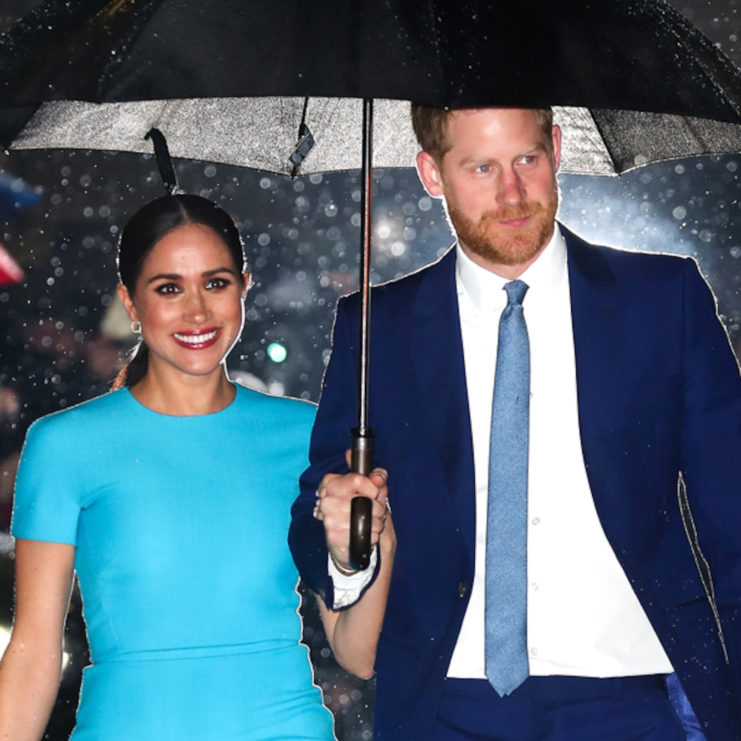 Finding Freedom Bombshells: Everything We Learned About Meghan Markle and Prince Harry – E! NEWS
