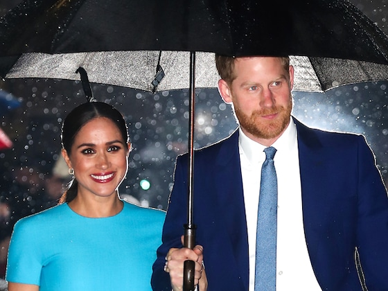 Prince Harry and Meghan Markle Just Said Goodbye to Major Part of Their Royal Life