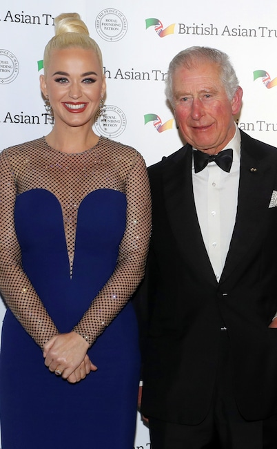 Katy Perry, Prince Charles, Grossesse Bump