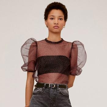 E-Comm: Puffed-Sleeve Trend