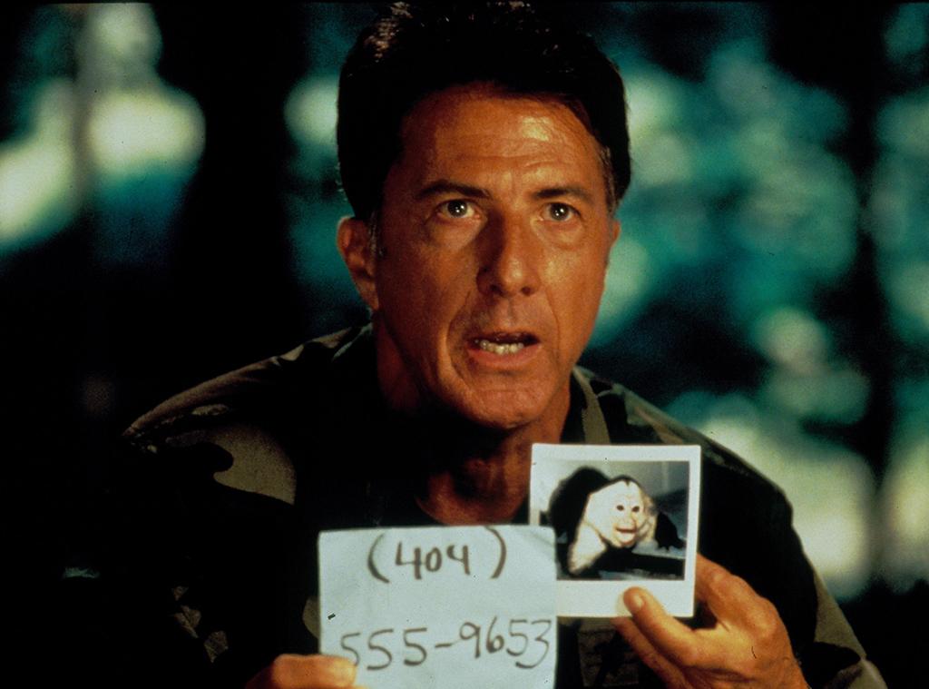 Outbreak, Dustin Hoffman