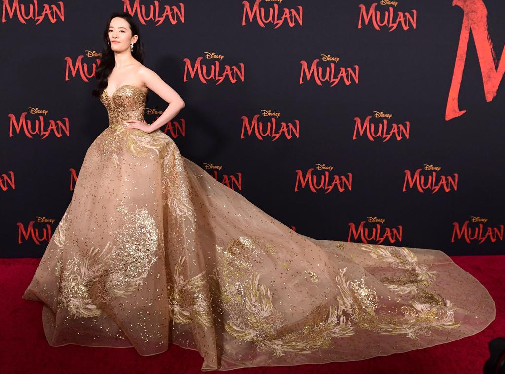 Mulan Star Yifei Liu Embodies A Real Life Disney Princess At Red
