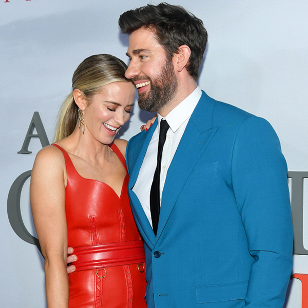 How Emily Blunt and John Krasinski Built a Marriage That Leaves Us All Feeling Just a Little Jealous - E! Online