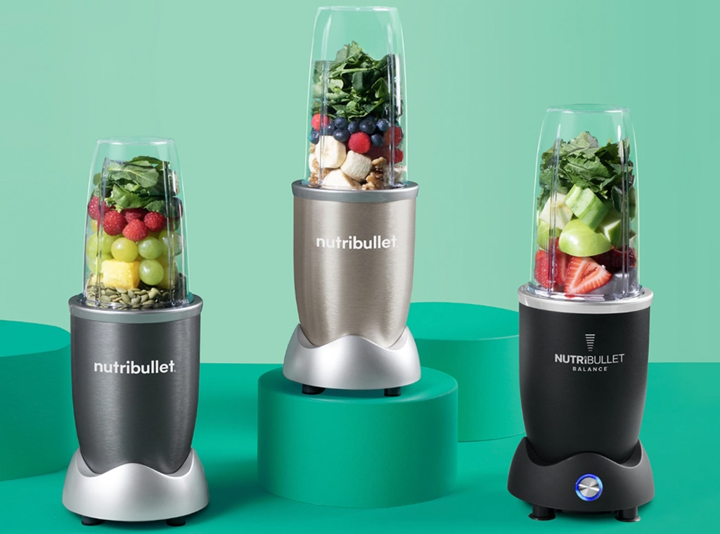 E-comm: Eat Clean and Save Green at NutriBullet's 25%Off Sale