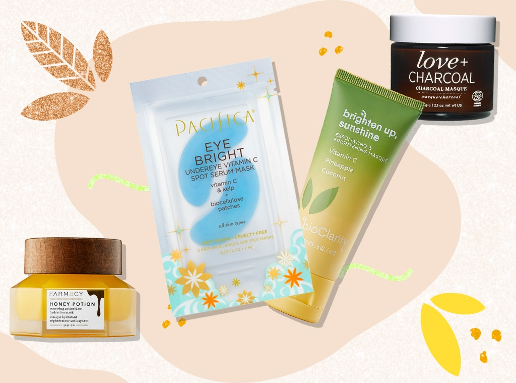 E-Comm: Clean, Eco-Friendly Face & Skincare Masks