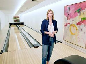 Maria Sharapova, Real Estate, bowling alley