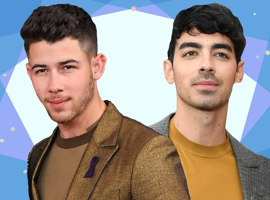 E-comm: Nick Jonas, Joe Jonas, grooming