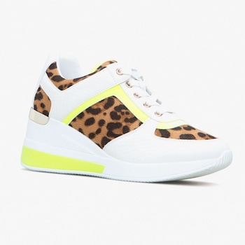 Kendra Wilkinson Home Must-Haves, Siara Wedge Sneaker