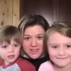 Kelly Clarkson, Kids