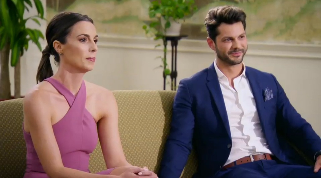 Married at First Sight, Mindy Shiben, Zach Justice