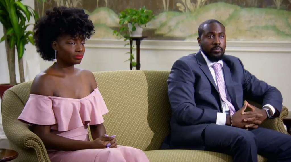 Married at First Sight, Meka Jones, Michael Watson