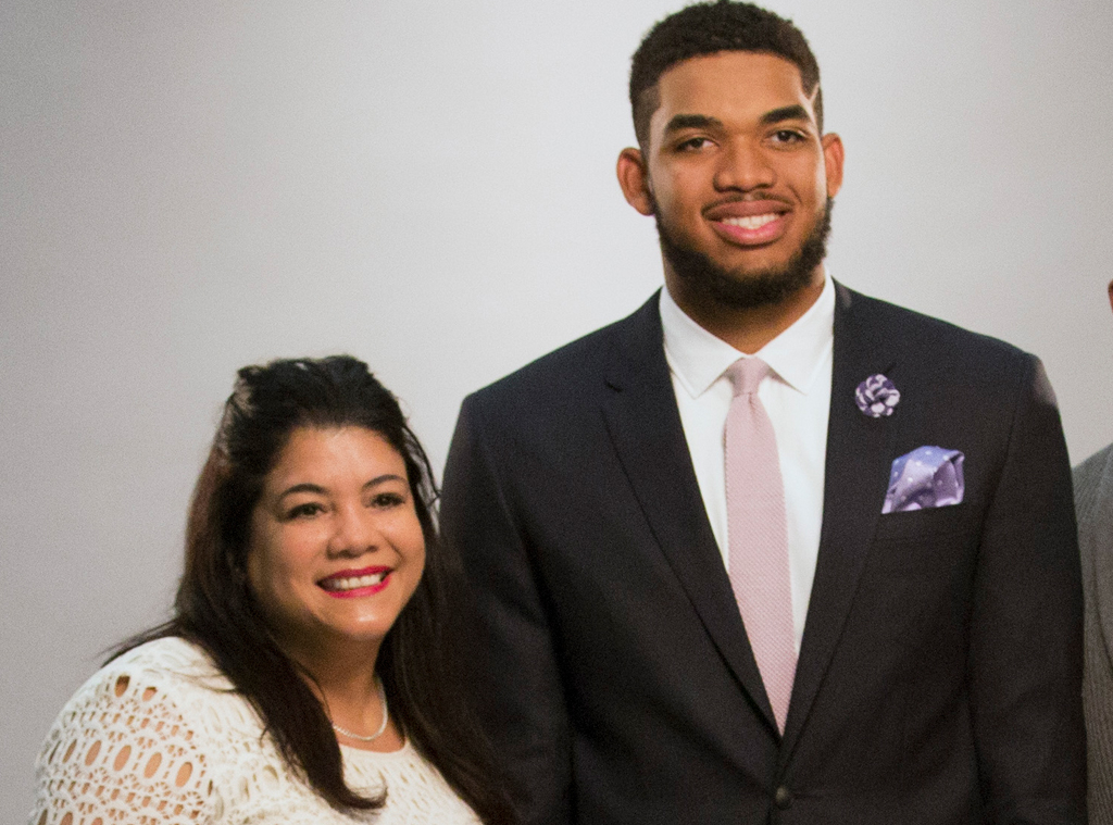 Karl Anthony Towns, Jacqueline Cruz Towns