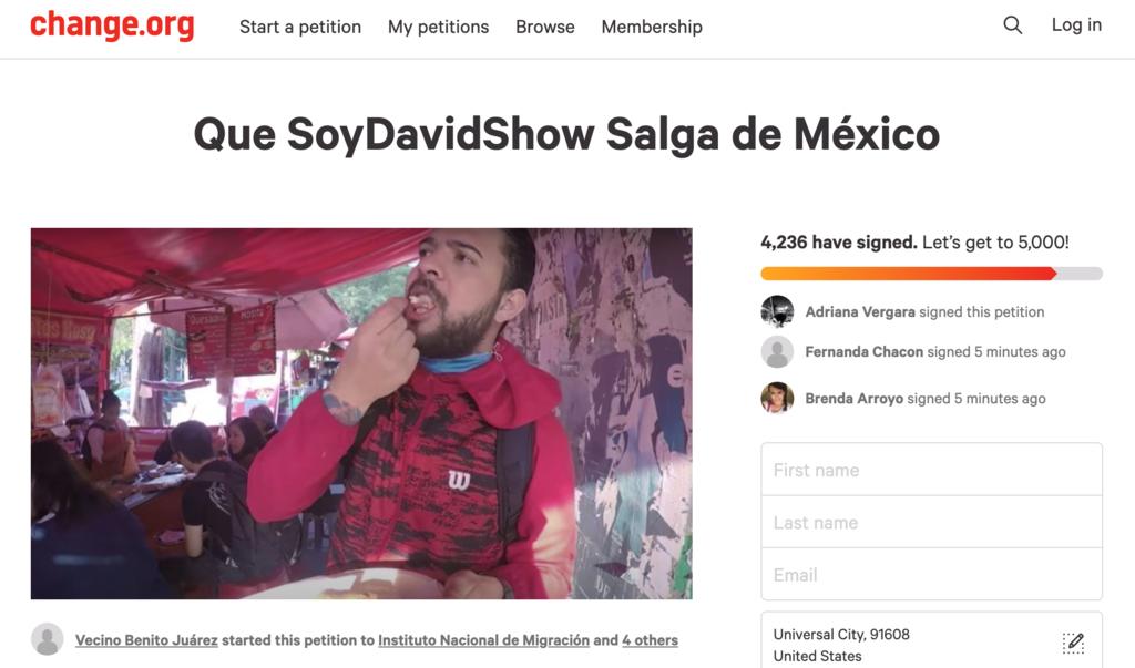 Soy David Show