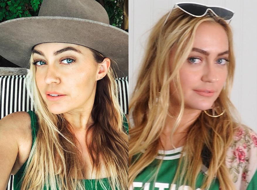 Coachella and Stagecoach Fashion, Brandii Cyrus