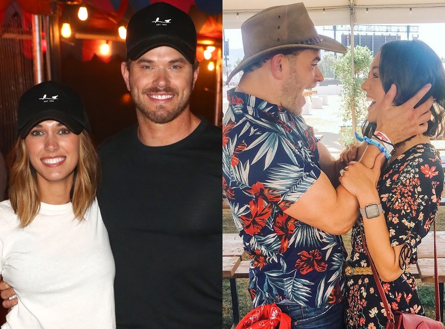 Coachella and Stagecoach Fashion, Kellan Lutz, Brittany Gonzales