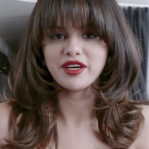 Selena Gomez, Boyfriend Music Video, Behind the Scenes