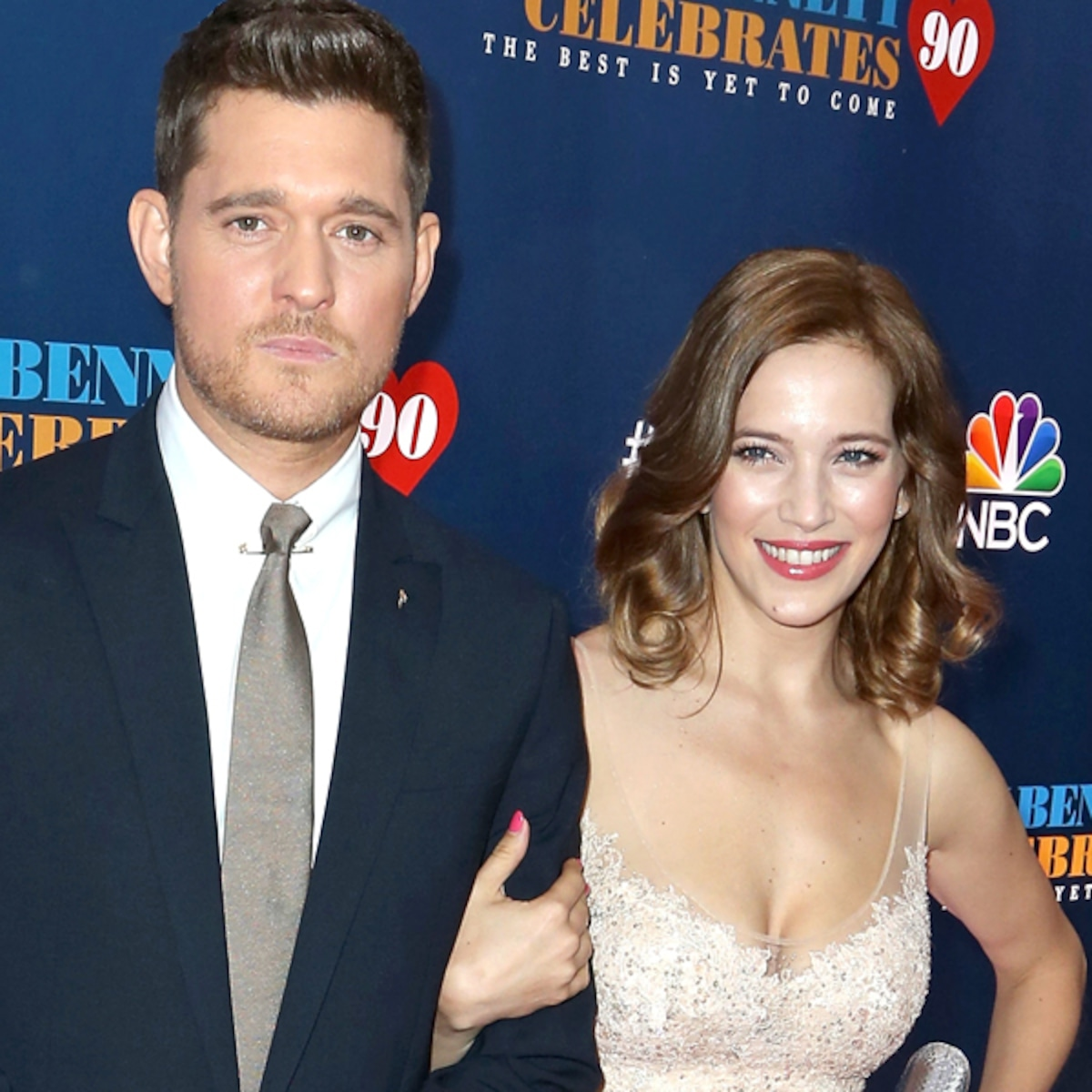 who is michael buble dating now