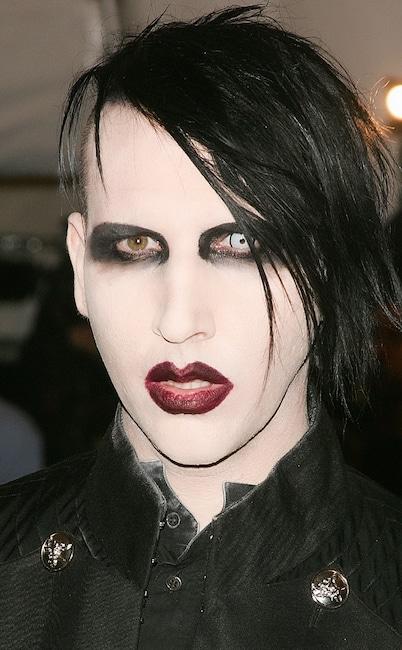 Marilyn Manson, 2005 Met Gala, Beauty