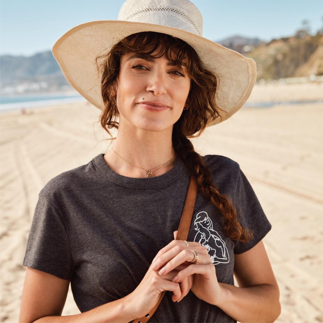 EComm: Nikki Reed Earth Day Picks