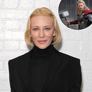 Cate Blanchett, Chris Hemsworth