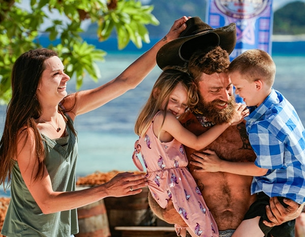 Survivor: Winners at War Just Gave Us All the Best Happy Cry