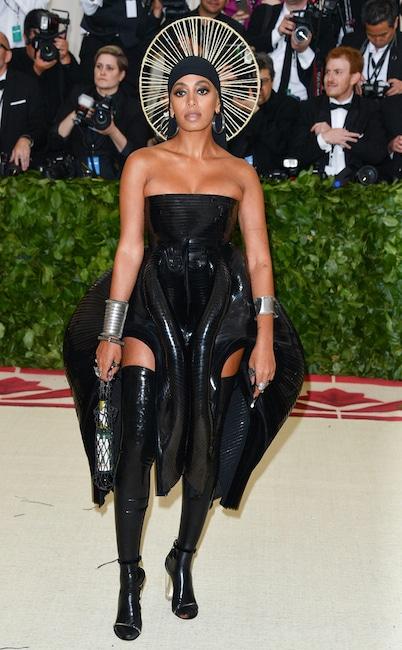 Solange Knowles, Best Met Gala Accessories