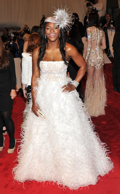 Serena Williams, Best Met Gala Accessories