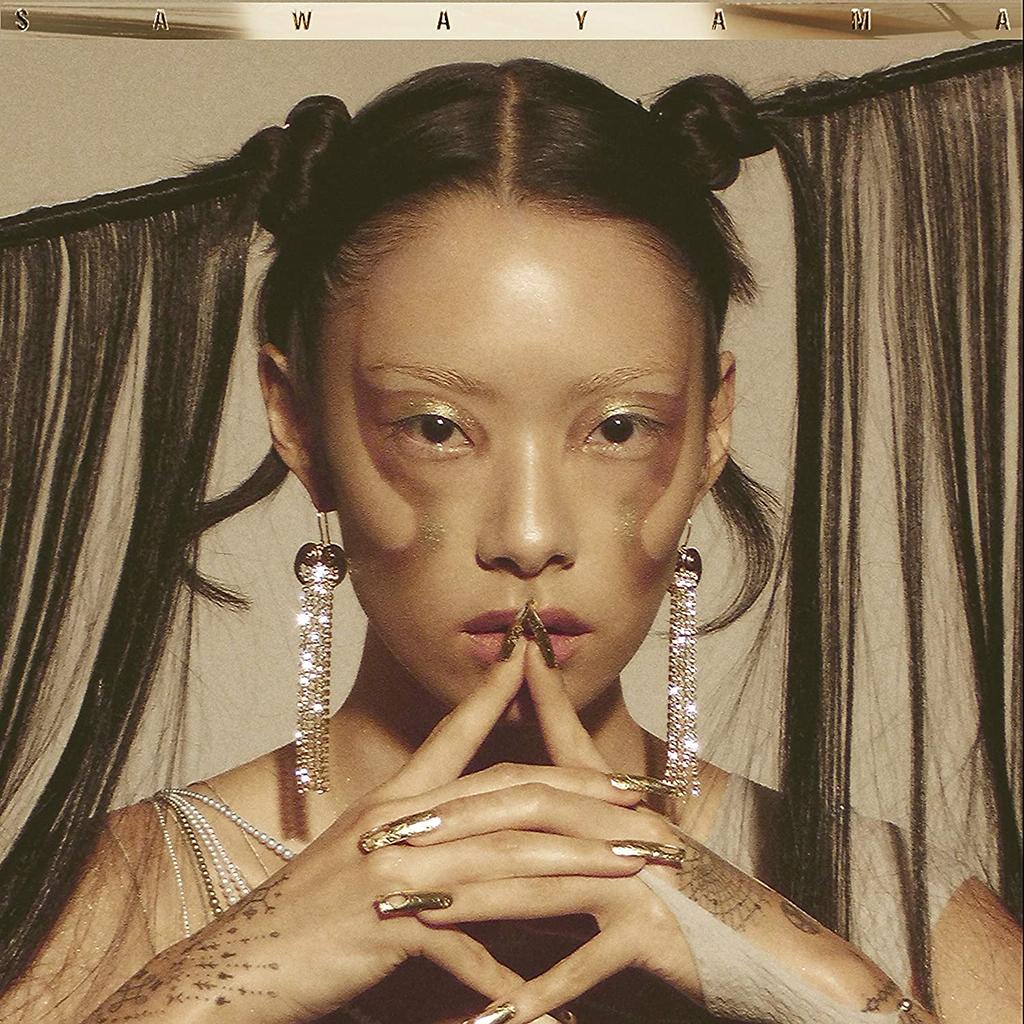 Rina Sawayama, Sawayama, album cover