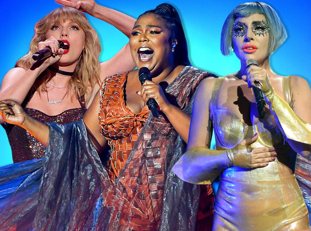 Together Concert - Lady Gaga, Taylor Swift, Lizzo