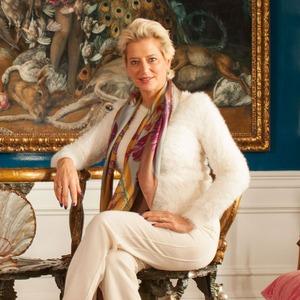 Dorinda Medley, Architectural Digest, Blue Stone Manor, Berkshires