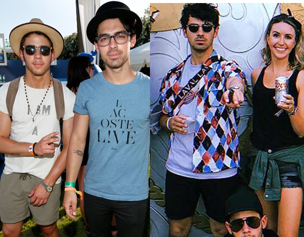 Dare to Compare 16 Celebrity Style Transformations From Coachella to Stagecoach