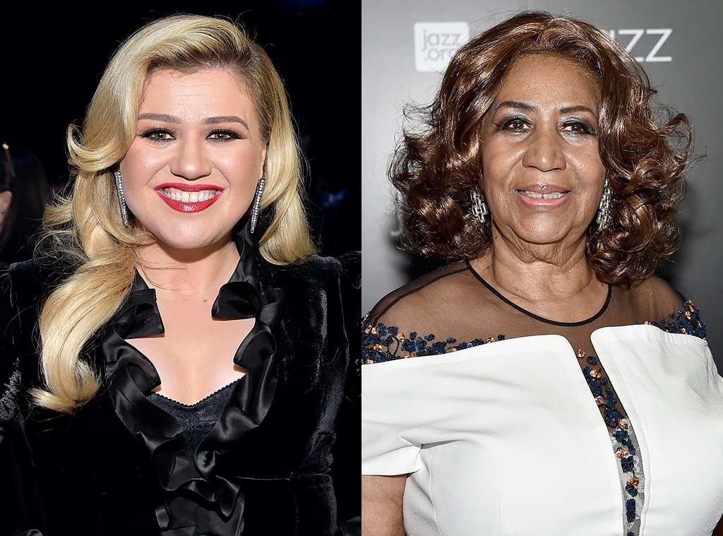 Kelly Clarkson, Aretha Franklin
