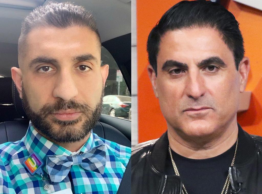 Ali Ashouri, Reza Farahan