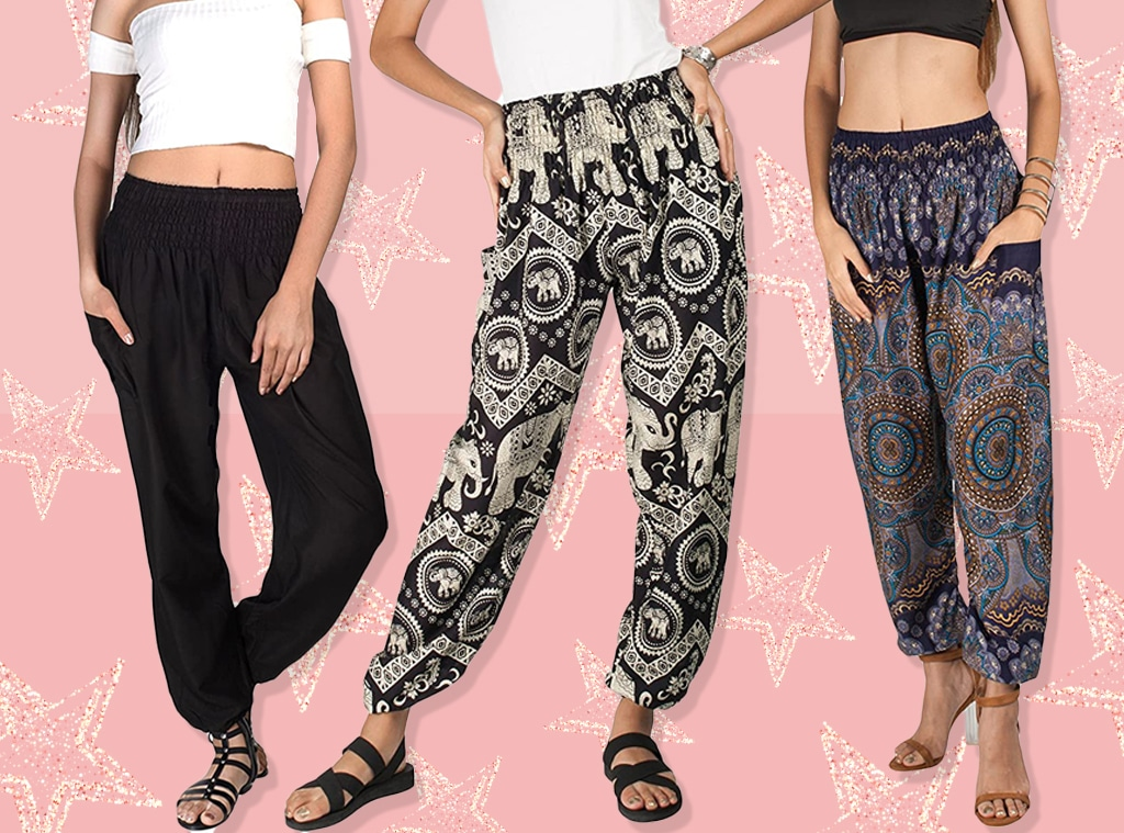 E-Comm: Amazon Harem Pants