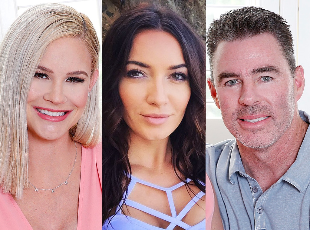 Meghan King Edmonds, Kortnie O'Connor, Jim Edmonds