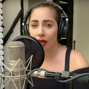 One World: Together at Home Event, Lady Gaga