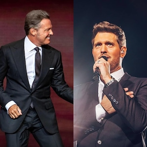 Luis Miguel, Michael Buble
