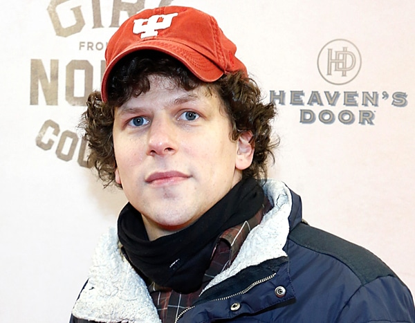 Jesse Eisenberg Reveals He's Been Social Distancing in an RV and It's