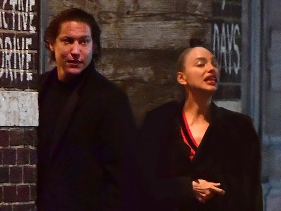 Here's What's Really Going on Between Irina Shayk and Vito Schnabel