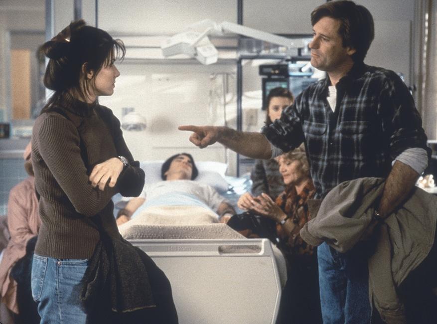 While You Were Sleeping, Sandra Bullock, Bill Pullman