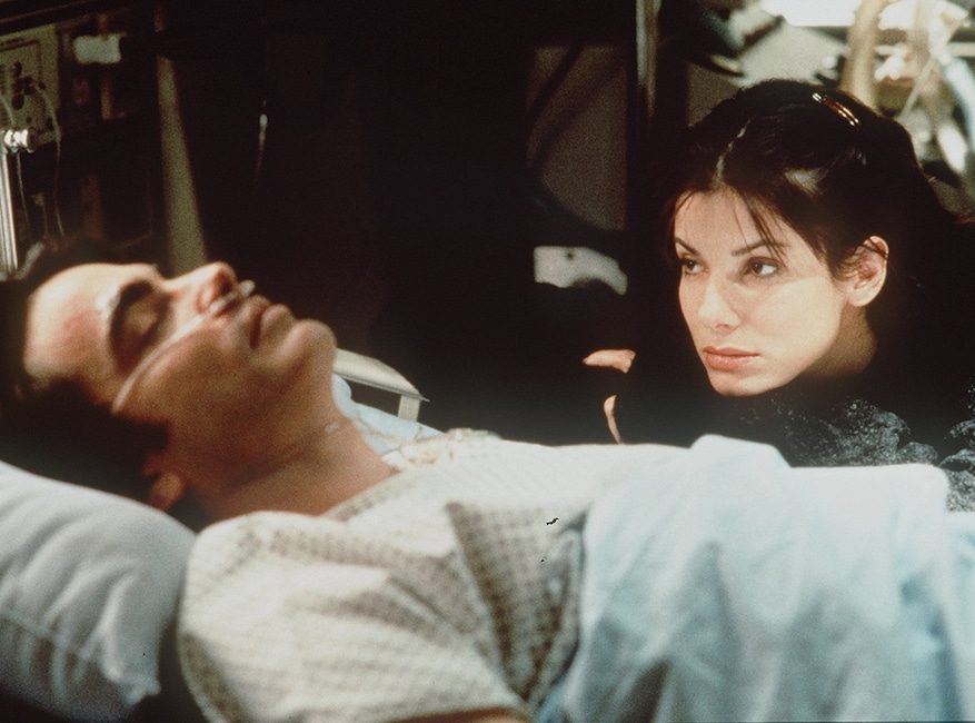While You Were Sleeping, Sandra Bullock, Peter Gallagher