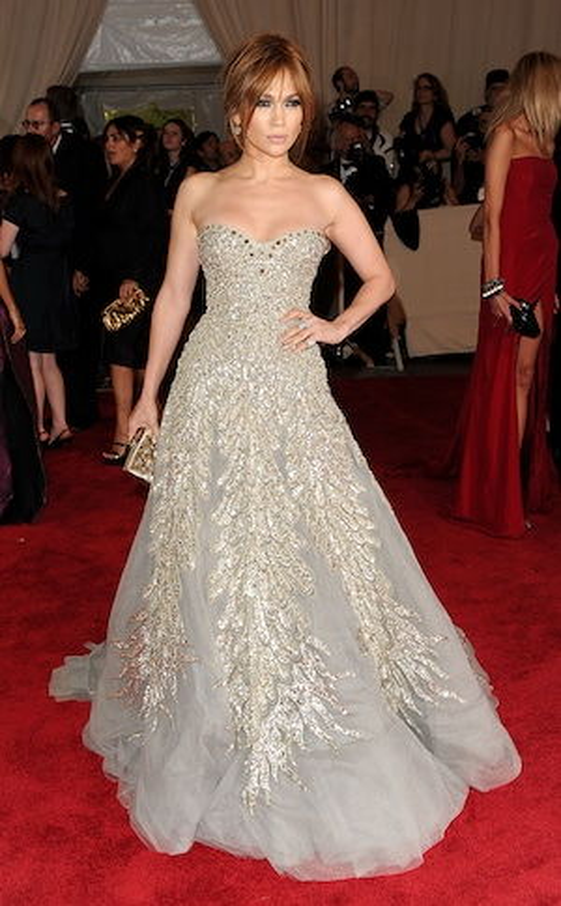 MET GALA 2010, Jennifer Lopez