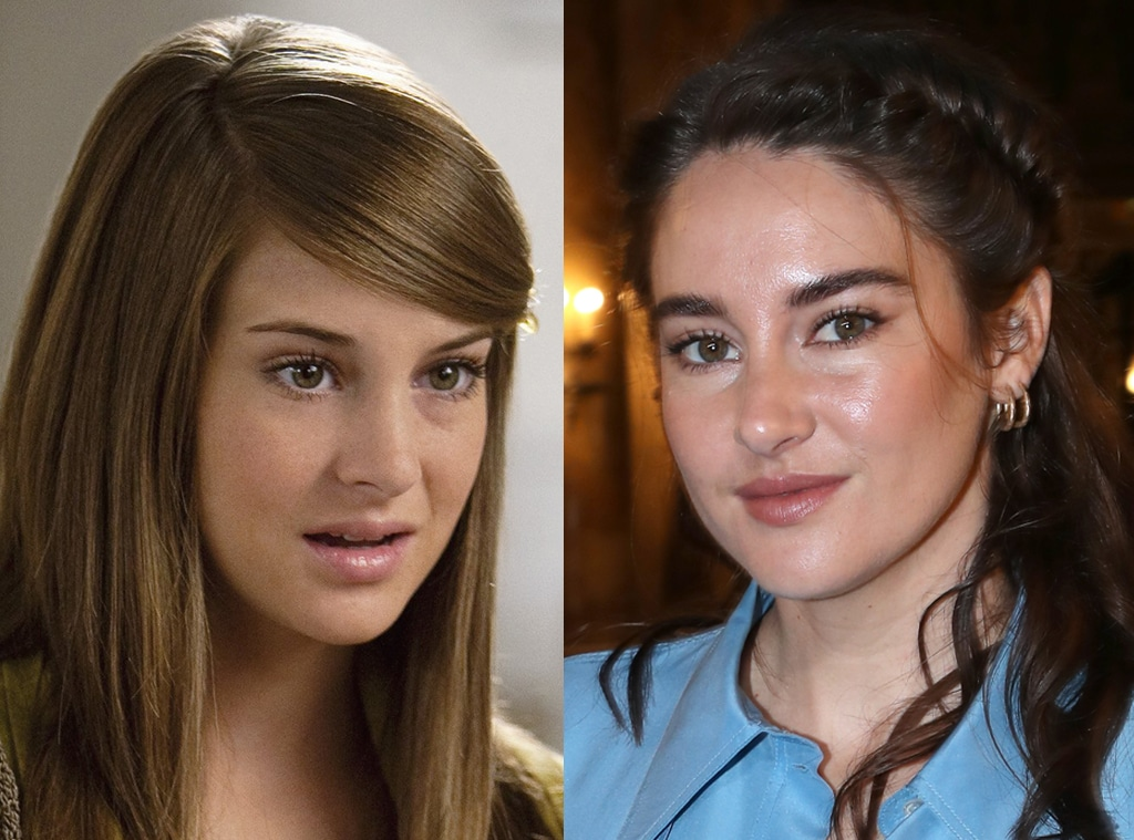 Shailene Woodley Reunites With Secret Life Co Stars E Online Daren kagasoff is currently available. shailene woodley reunites with secret