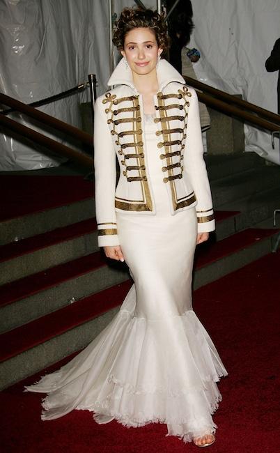 Emmy Rossum, 2006 MET Gala