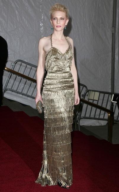 Cate Blanchett, 2007 MET Gala